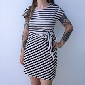 Anthropologie Saturday Sunday Striped Dress